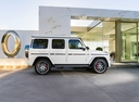 Фото авто Mercedes-Benz G-Класс W464, ракурс: 270 цвет: белый