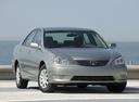 Фото авто Toyota Camry XV30 [рестайлинг],  цвет: серебряный