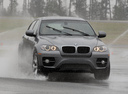 Фото авто BMW X6 E71/E72,  цвет: серый