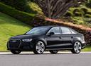 Фото авто Audi A3 8V [рестайлинг], ракурс: 45 цвет: черный