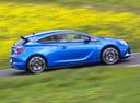 Фото авто Opel Astra J [рестайлинг], ракурс: 270 цвет: голубой
