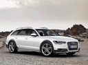 Фото авто Audi A6 4G/C7, ракурс: 315 цвет: белый