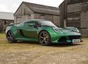 Фото авто Lotus Exige Serie 3, ракурс: 315 цвет: зеленый