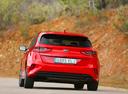 Фото авто Kia Cee'd 3 поколение, ракурс: 180 цвет: красный