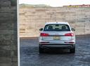 Фото авто Audi Q5 2 поколение, ракурс: 180 цвет: серебряный