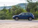 Фото авто Audi Q5 2 поколение, ракурс: 90 цвет: синий