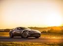 Фото авто Aston Martin Vantage 4 поколение, ракурс: 315 цвет: серый
