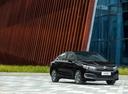 Фото авто Citroen C4 2 поколение [рестайлинг], ракурс: 315 цвет: черный