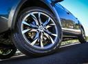 Фото авто Lifan X60 1 поколение [рестайлинг], ракурс: колесо цвет: серый