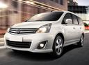 Фото авто Nissan Livina 1 поколение [рестайлинг], ракурс: 45