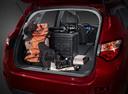 Фото авто Changan CS35 1 поколение, ракурс: багажник