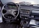 Фото авто ВАЗ (Lada) 4x4 1 поколение [рестайлинг], ракурс: торпедо