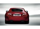 Фото авто Jaguar XK X150 [2-й рестайлинг], ракурс: 180 цвет: красный