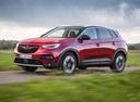 Фото авто Opel Grandland X 1 поколение, ракурс: 45 цвет: красный