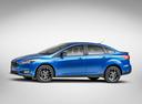 Фото авто Ford Focus 3 поколение [рестайлинг], ракурс: 90 - рендер цвет: синий