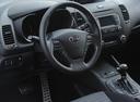 Фото авто Kia Cerato 3 поколение, ракурс: рулевое колесо