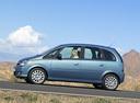 Фото авто Opel Meriva 1 поколение [рестайлинг], ракурс: 90