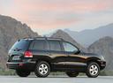 Фото авто Hyundai Santa Fe SM [рестайлинг], ракурс: 270 цвет: черный