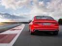 Фото авто Audi RS 5 F5, ракурс: 180 цвет: красный