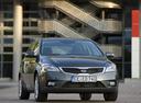 Фото авто Kia Cee'd 1 поколение [рестайлинг],  цвет: серый