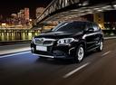 Фото авто Brilliance V5 1 поколение, ракурс: 45 цвет: черный