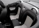 Фото авто Peugeot 206 1 поколение [рестайлинг], ракурс: задние сиденья