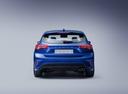 Фото авто Ford Focus 4 поколение, ракурс: 180 цвет: синий