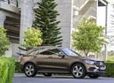 Фото авто Mercedes-Benz GLC-Класс X253/C253, ракурс: 270 цвет: коричневый