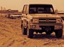 Фото авто Toyota Land Cruiser J70 [3-й рестайлинг], ракурс: 315