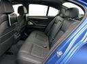 Фото авто BMW M5 F10 [рестайлинг], ракурс: задние сиденья