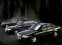 Фото авто Daewoo Espero KLEJ [рестайлинг], ракурс: 90 цвет: черный