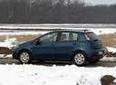 Фото авто Fiat Punto 3 поколение [2-й рестайлинг], ракурс: 90 цвет: синий
