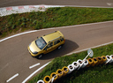Фото авто Chery IndiS 1 поколение, ракурс: сверху цвет: желтый