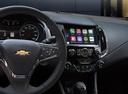 Фото авто Chevrolet Cruze 3 поколение, ракурс: торпедо