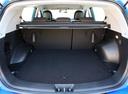 Фото авто Kia Sportage 3 поколение, ракурс: багажник цвет: голубой