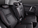 Фото авто Geely Emgrand X7 1 поколение [рестайлинг], ракурс: задние сиденья