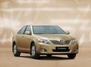 Фото авто Toyota Camry XV40 [рестайлинг], ракурс: 315 цвет: золотой