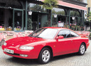 Фото авто Mazda MX-6 2 поколение, ракурс: 45