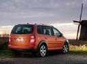 Фото авто Volkswagen Touran 1 поколение [рестайлинг], ракурс: 225