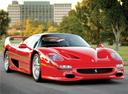 Фото авто Ferrari F50 1 поколение, ракурс: 315