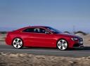 Фото авто Audi RS 5 8T [рестайлинг], ракурс: 270 цвет: красный