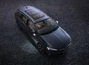 Фото авто Opel Insignia B, ракурс: сверху цвет: серый
