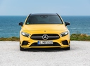 Фото авто Mercedes-Benz A-Класс W177/V177,  цвет: желтый