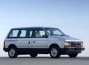 Фото авто Chrysler Voyager 1 поколение, ракурс: 315