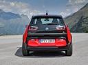 Фото авто BMW i3 I01 [рестайлинг], ракурс: 180 цвет: красный