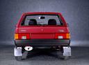 Фото авто ВАЗ (Lada) 2109 1 поколение [рестайлинг], ракурс: 180 цвет: красный