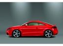 Фото авто Audi TT 8J [рестайлинг], ракурс: 90 цвет: красный