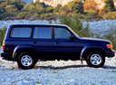Фото авто Toyota Land Cruiser J80, ракурс: 270