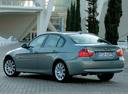Фото авто BMW 3 серия E90/E91/E92/E93, ракурс: 135 цвет: голубой
