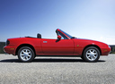 Фото авто Mazda MX-5 NA, ракурс: 270